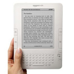 Using the Kindle as a Proofing Tool