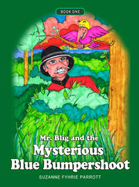 Mr. Blig and the Mysterious Blue Bumpershoot