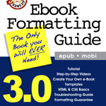 Ebook Formatting Kit 3.0
