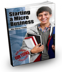 Carol Topp Starting a Micro Business