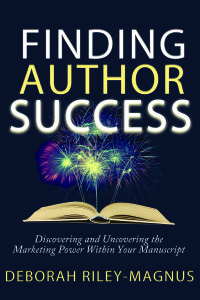Finding Author Success, Deborah Riley-Magnus