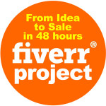 The Fiverr Project – from concept to sale in 48 hours