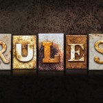 The Rules of Writing – There Are No Rules